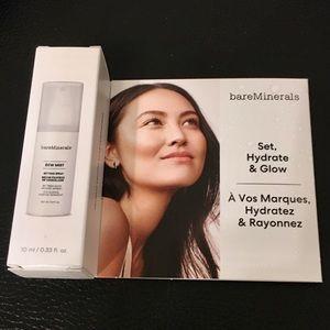 bareMinerals Makeup - 2/$15 Bare Minerals Dew Mist Setting Spray NEW